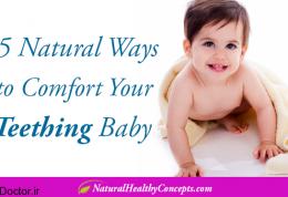 خوراندن این ویتامینها به کودک برای  دندان در آوردنش