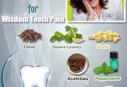 داروهای خانگی برای درد دندان عقل