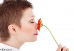 حس بویایی قوی مساوی با سلامتی