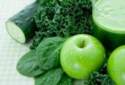 خوراکی های سبز چه  فوایدی دارند؟