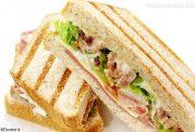 سالم ترین ساندویچ ها با این ترکیبات