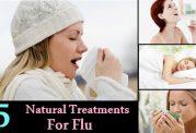 کم خرج ترین راههای رفع آنفلوآنزا