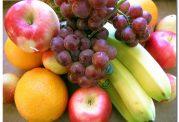 لیستی از انواع میوه های قند دار و مقایسه آنها