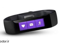 دستبند هوشمند محصولی جدید برای سلامتی