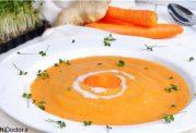 رسپی سوپ ضد یبوست با کالری کم