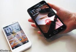 چاق تر شدن با تبلت و تلفن همراه