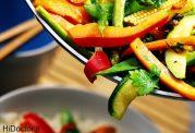 با اصول رژیم گیاهخواری سالم اشنا شوید