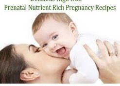 اهمیت دریافت آهن و ویتامین ب از دوران جنینی