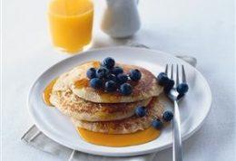 طرز تهیه پنکیک بی نظیر برای ناشتایی