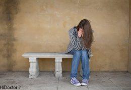 اثرات افسردگی روی قد و قامت دختران