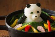 جذابترین مجسمه های غذایی ژاپنی امروز