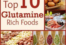 10 ماده غذایی سرشار از گلوتامین که باید در رژیم غذایی داشته باشید