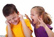 خشم در اطفال و مدیریت بر آن
