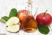 چگونه از سرکه سیب برای از بین بردن زگیل استفاده کنیم؟