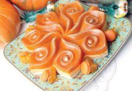 کدوحلوایی با کرم پرتقال را بیاموزید