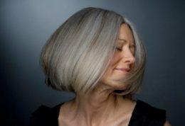 تدریجی بودن سفیدی مو