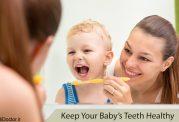 اهمیت و نقش مهم دندان های شیری کودکی
