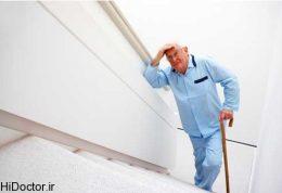 خطرات موجود در منزل برای سالخوردگان