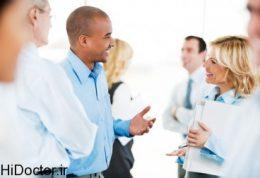 گفتگوی اصولی با کارمند