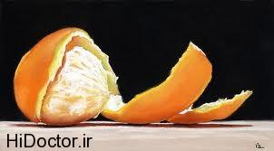 پوست سفید و پرفایده پرتقال را حتما بخورید