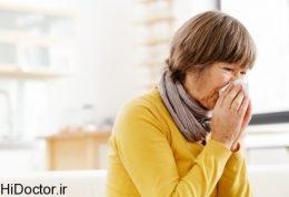 مبارزه افراد سالمند با آنفلوآنزا با این روش