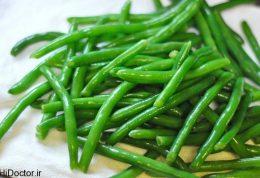 عکس های لوبیا سبز و خواص این گیاه