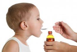 صدمات ناشی از دارو خوراندن اشتباه به کودک