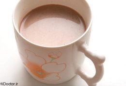 چگونه از کاکائو شیر شکلات درست کنیم