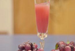 آموزش تصویری درست کردن آب انگور خانگی سالم