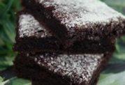 با عصاره نعناع کیک شکلاتی درست کنید