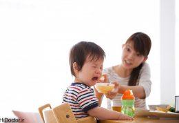 حواستان به اشتها نداشتن فرزندتان باشد
