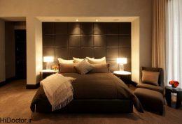 دیزاین اتاق خوابتان را اینگونه رقم بزنید