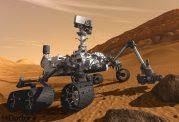 عکس های تماشایی از خودروی کیوریاسیتی آزمایشگاه علمی مریخ