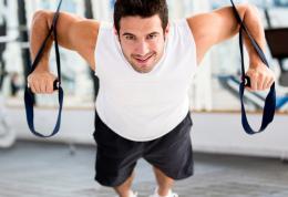 ورزش های افزایش دهنده وزن هم وجود دارد مراقب باشید