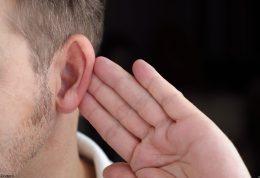 افت ، کاهش و تضعیف در شنیدن