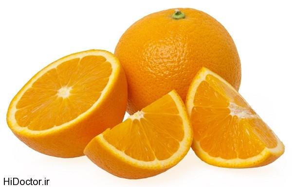 عکس هایی از میوه پرتقال و خواص این میوه