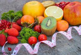 برای داشتن یک رژیم غذایی سالم سالادهای مغذی بخورید