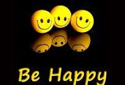 به شاد بودن اهمیت دهید