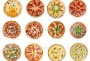تصاویری از جالب ترین پیتزاهای دنیا
