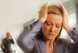 توصیه هایی هنگام سرگیجه داشتن