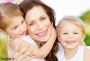 رابطه کودکان و مادران در رویارویی با اجتماع
