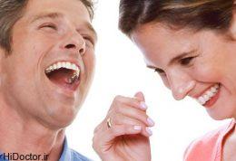 خندیدن راز بهتر زندگی کردن