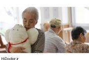 رباتی مخصوص ابراز احساسات سالمندان