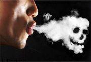خر و پف سیگاری ها بیشتر است