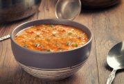 دستور سالم: سوپ  ایتالیایی با گیاهان دارویی