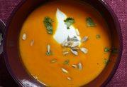 به شیوه ای جدید سوپ هویج درست کنید
