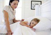 راه چاره برای اختلال در خوابیدن بچه