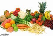 منابع غذایی برای دریافت انواع ویتامین ها