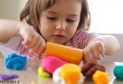 بروز خلاقیت و استعدادها در بچه