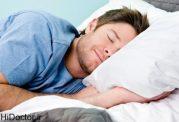 برای اولین بار راحت بخوابید
